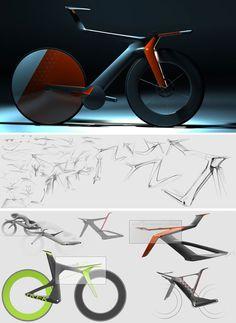 Trek FE26 Advanced Triathlon Concept bike by Jonathan Russell