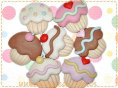 Aplique Cupcakes