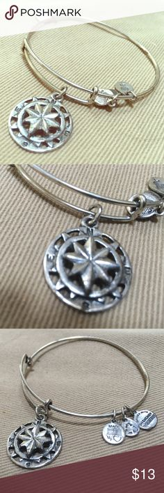 Give Direction Alex and Ani compass bracelet.  Great for someone who is embarking on a new journey in life. Alex & Ani Jewelry Bracelets