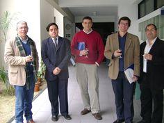 Freddie Armando Romero, James A. Dettleff y otros excelentísimos comunicadores más en el 2° Coloquio Nacional de Comunicación Radial y Audiovisual realizado el 25 y 26 de junio del 2010 en la Pontificia Universidad Católica del Perú (PUCP).