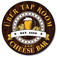 The Uber Tap Room at Wisconsin Cheese Mart in Milwaukee has flights of cheddar with beer parings, and over 30 taps from Wisconsin's regional brews