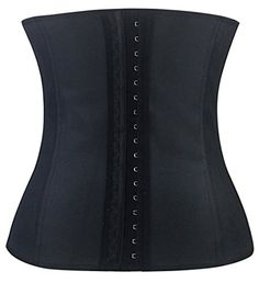 91d766bda4c NINGMI Rubber Body shaper for women sexy lady Shapewear Waist Trainer  Cincher loseweight Shaper Burning Slim Belt Corset Bustier