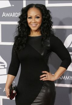 Stupendous Erica Campbell Big Curly Hair Erica Campbell Pinterest Erica Short Hairstyles For Black Women Fulllsitofus