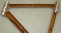 Hollowed out Renovo frame