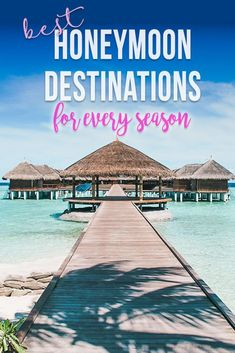 Planning a honeymoon? Need ideas and inspiration for the best luxury travel destinations to visit worldwide? View our guide to the best countries to take a honeymoon. Unique Honeymoon Destinations, Travel Destinations, Honeymoon Ideas, Honeymoon Trip, Travel Rewards, Travel Deals, Vacation Deals, Free Travel, Vacation Spots