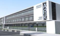 Morfi Office Building-Ark Building - Thessaloniki Office Buildings, Thessaloniki, Ark