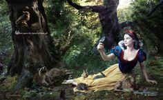 Annie Leibovitz Disney Snow White HD Wallpaper