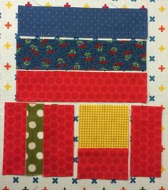 (7) Name: 'Quilting : Free House Quilt Block Tutorial