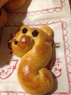 Cat bun Pear, Cakes, Fruit, Food, Meal, Cake, The Fruit, Eten, Meals