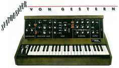 Der erste Minimoog-Prototyp, das Modell A erblickte Anfang 1970 das Licht der Welt. Es war aus Standard-Modulen des großen Moog-Systems zusammengesetzt und in erster Linie als kompakter, transportabler Live-Synthi für den damals noch recht kleineren Kreis der Studiomusiker konzipiert.