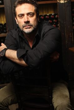 Jeffery Dean Morgan...how many times have I pinned a picture of him???  Will never stop!!!