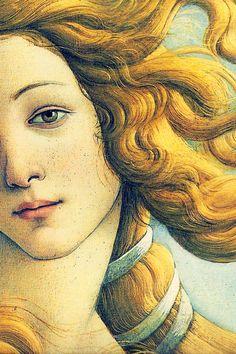 Birth of Venus - Sandro Botticelli
