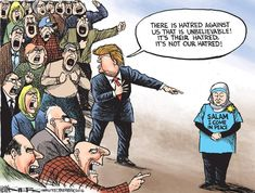Trump's rally