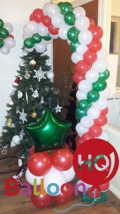 Balloon HQ offer wide range of Balloon For Party, anniversary and more special events in Gold Coast and Brisbane region of Australia. Victorian Christmas Decorations, Christmas Party Decorations, Ballon Decorations, Balloon Centerpieces, Christmas Projects, Christmas Crafts, Christmas Christmas, Christmas Ideas, Balloon Tower