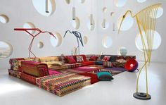 Roche Bobois Sofa Autumn/Winter 2012/2013 Collection, love it!