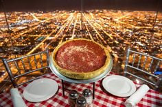 There's a fabulous choice of things to do in Chicago at night to see the Windy City's lights -Willis Tower Skydeck Dinner, Mafia and Blues Night Tour, night cruises and segway tours Chicago At Night, Places In Chicago, Chicago Museums, Chicago Usa, Chicago Style, Chicago Restaurants, Chicago Tours, Chicago Illinois, Willis Tower Skydeck