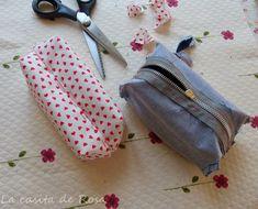Entra en el blog de costura La Casita de Rosa y aprende a confeccionar tu propio neceser paso a paso de la manera más fácil y entretenida. Descúbrelo.