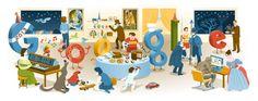 Nos unimos a la felicitación de Google para desearos un estupendo 2013 :)