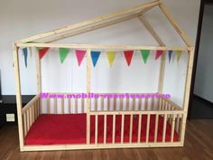 Montessori Bed, Bunk Beds, Cribs, Toddler Bed, Facebook, Furniture, Home Decor, Cots, Child Bed