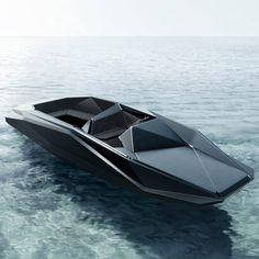 Totally Absurd Zaha Hadid speedboat = Amazing | Dezeen Mail #110