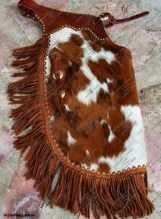 hair on and spots Leather Holster, Leather Tooling, Horse Hay, Horses, Western Chinks, Custom Leather, Handmade Leather, Hot Country Boys, Rodeo Events