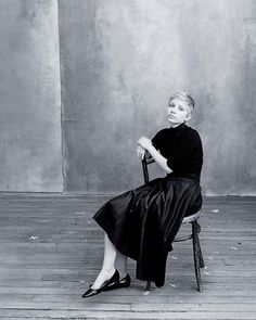 For the 2016 Pirelli Calendar, Annie Leibovitz chose to photograph women whose achievements demonstrate a different kind of beauty from what the calendar has traditionally showcased. I'm still shocked to be included among so many people who've long influenced not just my work, but how I see the world, and try to see myself.  Annie photographed me one year earlier in the pink velvet dress I'd originally bought for prom, in my parents' backyard. At that time, it was still my backyard, too…