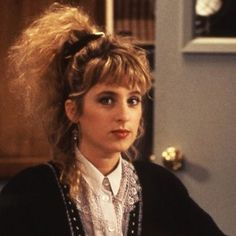Lucy Moran - (fictional) character in Twin Peaks.