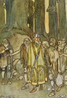 Fionn mac Cumhaill by Stephen Reid. Fionn, the last leader of Fianna, father of Ossian and grandfather of Oscar. Finn Mcoll, Fingal were other of his names… #fionn
