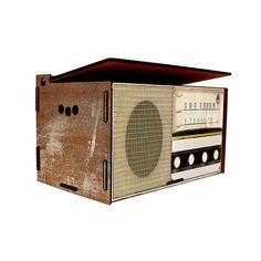 Baú Rádio Retrô