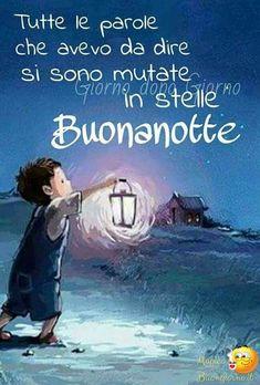 a domani. Good Morning Good Night, Day For Night, Good Morning Quotes, Italian Phrases, Italian Quotes, Italian Language, Christmas Scenes, Just Smile, Good Mood