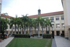 Queensland University of Technology, Kelvin Grove Campus, Brisbane