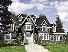European   House Plan 48231