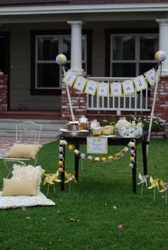lemonade stand ideas | Lemonade Stand Party! Unique Summer Party Ideas |
