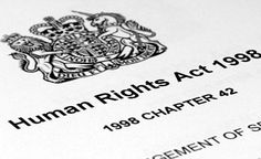 This Act sets out the rights for every individual, allowing them to take action against public bodies such as courts, police, hospital, schools and others when their rights have been violated.