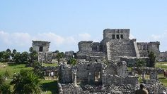 Tulum - Cozumel, Mexico - been there. It's magnificent!