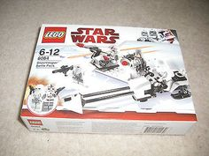 New, lego star wars snowtrooper battle pack #8084, #unopened, #sealed, retired ,  View more on the LINK: http://www.zeppy.io/product/gb/2/182306995798/