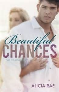 Alicia Rae - Beautiful Chances. This was such a wonderful book. Can't wait to read the next one.