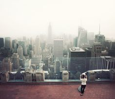 Empire State Building - 86th floor observatory | Jamie Beck