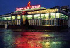 Shawmut Diner, New Bedford MA