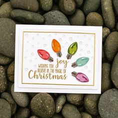 Sunny Studio Stamps: Merry Sentiments Customer Card by Amy Copeland Christmas Cards 2018, Christmas Themes, Christmas Holidays, Friends Valentines Day, Sunnies Studios, Studio Cards, Vintage Jars, Holiday Fashion, Holiday Style