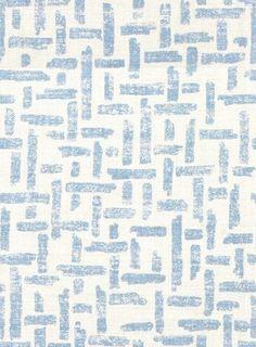 Lee Jofa Fabric BFC-3531.15 Crisscross Blue/Nat
