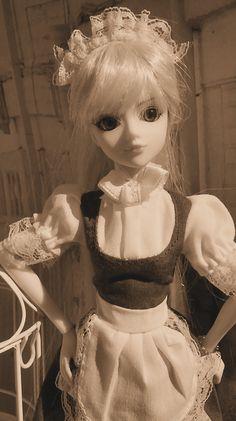 "J-Doll ""Belle De Ville"" maid re-dress - Jill Woodall (4/15)"