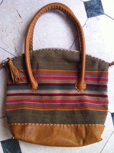 Peruvian Textile Bag