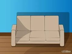 Imagen titulada Reupholster a Couch Step 1