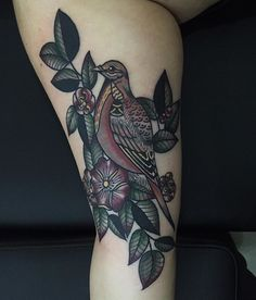 Mourning dove for Emily! Thanks love!