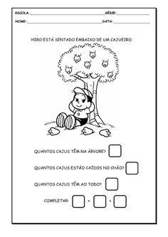 EDUCAÇÃO INFANTIL: MATEMÁTICA