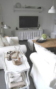 ideas about Shabby Wohnzimmer °♡ on Pinterest  Shabby chic, Shabby ...