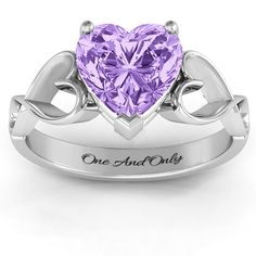 Ahem Raj.. I'd love to have this as my promise ring. ;) <3