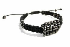 Your place to buy and sell all things handmade Men's Style, Beaded Bracelets, Mens Fashion, Trending Outfits, Unique Jewelry, Handmade Gifts, Etsy, Vintage, Male Style