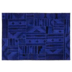 rug from zara home Blue Things, Carpet Cleaners, Zara Home, Indigo, Area Rugs, Flooring, Beauty, Blue, Rugs